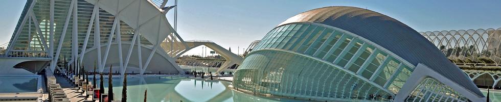 Animo Valencia - Cité des Arts et des Sciences